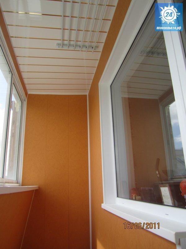 Евровагонка - остекление балконов и лоджий, установка окон п.